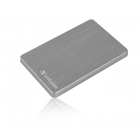 Verbatim Store 'n' Go Slim - Disque dur - 2 To - externe (portable) - USB 3.2 Gen 1 - gris