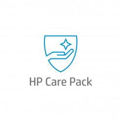 Electronic HP Care Pack Next Business Day Hardware Support Post Warranty - Contrat de maintenance prolongé - pièces et main d'