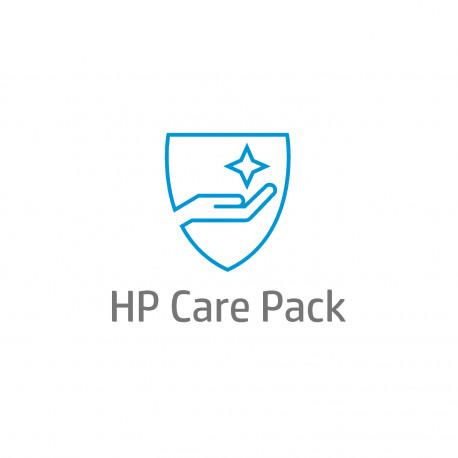 Electronic HP Care Pack Next Day Exchange Hardware Support - Contrat de maintenance prolongé - remplacement - 1 année - expédit