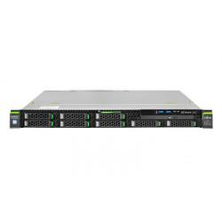 Fujitsu PRIMERGY RX1330 M4 - Serveur - Montable sur rack - 1U - 1 voie - 1 x Xeon E-2124 / 3.3 GHz - RAM 16 Go - SATA - hot-swa