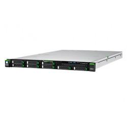 Fujitsu PRIMERGY RX2530 M4 - Serveur - Montable sur rack - 1U - 2 voies - 1 x Xeon Silver 4110 / 2.1 GHz - RAM 8 Go - SATA - ho