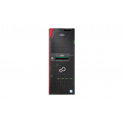 "Fujitsu PRIMERGY TX1330 M4 - Serveur - tour - 4U - 1 voie - 1 x Xeon E-2124 / 3.3 GHz - RAM 16 Go - SATA - hot-swap 3.5"" baie("
