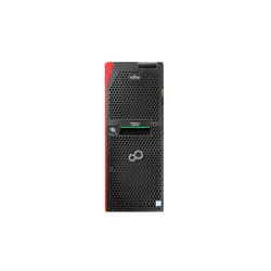 "Fujitsu PRIMERGY TX2550 M5 - Serveur - tour - 4U - 2 voies - 1 x Xeon Silver 4208 / 2.1 GHz - RAM 16 Go - SATA - hot-swap 2.5"""