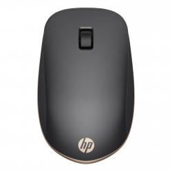 HP Z5000 - Souris - droitiers et gauchers - 3 boutons - sans fil - Bluetooth - fini mat métallique en argent cendré foncé avec