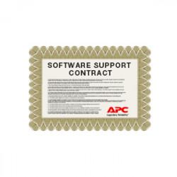 APC Extended Warranty - Support technique - pour InfraStruXure Central - 25 n¿uds - support téléphonique - 1 année - 24x7