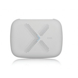 Zyxel Multy Plus WSQ60 - Routeur - commutateur 3 ports - GigE, 802.11ac Wave 2 - 802.11a/b/g/n/ac Wave 2 - Tri-bande - fixation