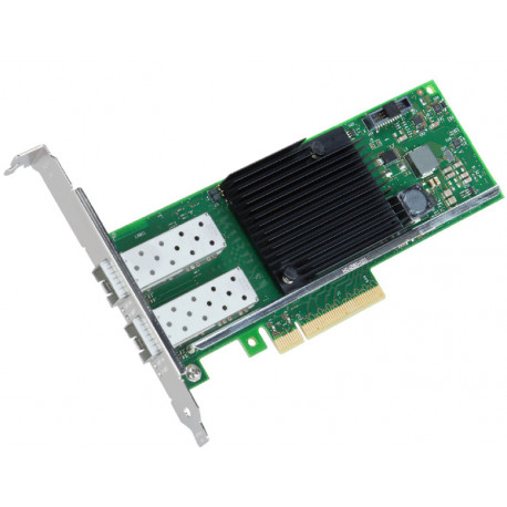 Intel Ethernet Converged Network Adapter X710-DA2 - Adaptateur réseau - PCIe 3.0 x8 profil bas - 10 Gigabit SFP+ x 2