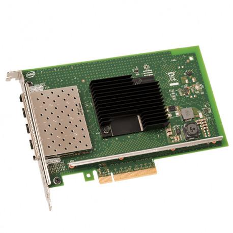 Intel Ethernet Converged Network Adapter X710-DA4 - Adaptateur réseau - PCIe 3.0 x8 - 10 Gigabit SFP+ x 4 - produits en bulk, v