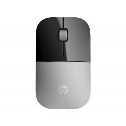 HP Z3700 - Souris - sans fil - 2.4 GHz - récepteur sans fil USB - argent - pour OMEN Obelisk by HP 875, HP 15, 27, ENVY x360, P