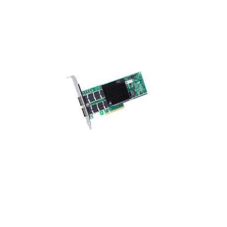 Intel Ethernet Converged Network Adapter XL710-QDA2 - Adaptateur réseau - PCIe 3.0 x8 profil bas - 40 Gigabit QSFP+ x 2