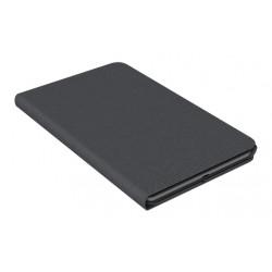 Tab M10HD 2nd Folio Case/Film(Black-WW)
