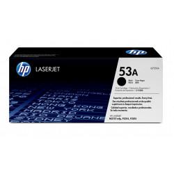 HP 53A - Noir - originale - LaserJet - cartouche de toner (Q7553A) - pour LaserJet M2727nf MFP, M2727nfs MFP, P2014, P2014n, P2