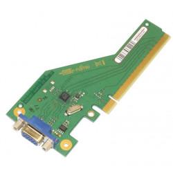 FUJITSU/VGA extension card pour boitier Tour pour P556