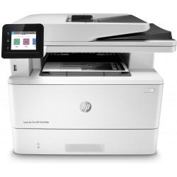 HP LaserJet Pro MFP M428fdn - Imprimante multifonctions - Noir et blanc - laser - A4 (210 x 297 mm), Legal (216 x 356 mm), 102