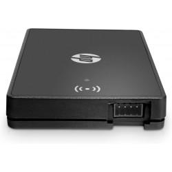 HP Universal - Lecteur de proximité RF / lecteur de carte SMART - USB - 125 KHz / 13.56 MHz - pour Color LaserJet Enterprise M4
