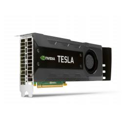 NVIDIA Tesla K40 - Processeur de calcul - Tesla K40 - 12 Go GDDR5 - PCIe 3.0 x16 - pour Workstation Z420, Z620, Z820