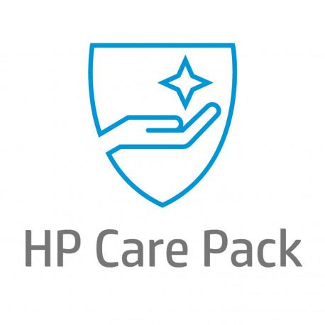 Electronic HP Care Pack Next Business Day Hardware Support for Travelers - Contrat de maintenance prolongé - pièces et main d'