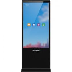 """ViewSonic EP5542T - Classe de diagonale 55"""" ePoster Series écran LCD rétro-éclairé par LED - signalétique numérique interactiv"""
