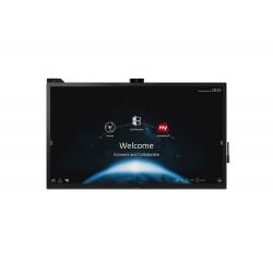 """ViewSonic ViewBoard IFP6570 - Classe de diagonale 65"""" (64.5"""" visualisable) écran LCD rétro-éclairé par LED - interactive - av"""