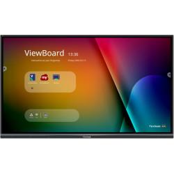 """ViewSonic ViewBoard IFP7550-3 - Classe de diagonale 75"""" (74.5"""" visualisable) écran LCD rétro-éclairé par LED - interactive -"""