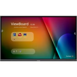 """ViewSonic ViewBoard IFP8650-3 - Classe de diagonale 86"""" (85.6"""" visualisable) écran LCD rétro-éclairé par LED - interactive -"""