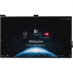 """ViewSonic ViewBoard IFP8670 - Classe de diagonale 86"""" écran LCD rétro-éclairé par LED - interactive - avec écran tactile (mult"""