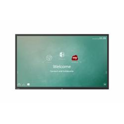 """ViewSonic ViewBoard IFP9850-3 - Classe de diagonale 98"""" écran LCD rétro-éclairé par LED - interactive - avec possibilité d'in"""