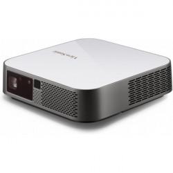 ViewSonic M2e - Projecteur DLP - LED - 1000 lumens - Full HD (1920 x 1080) - 1080p - 802.11a/b/g/n wireless / Bluetooth 4.2 - b