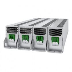APC Galaxy VS GVSBTH4LL - Jeu de batteries pour onduleur - 4 x Acide de plomb 9 Ah - pour Galaxy VS GVSUPS10, GVSUPS15, GVSUPS2