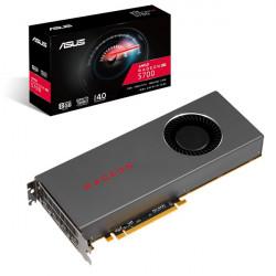 ASUS RX5700-8G - Carte graphique - Radeon RX 5700 - 8 Go GDDR6 - PCIe 4.0 x16 - HDMI, 3 x DisplayPort