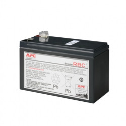 APC Replacement Battery Cartridge 158 - Batterie d'onduleur - 1 x Acide de plomb - pour Back-UPS Pro BX1000M