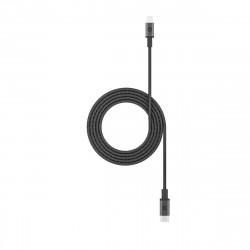 Cable Mophie  USB-C vers Light. 1.8m noir - pour Apple iPad/iPhone/iPod (Lightning)