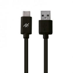 mophie - Câble USB - USB-C (M) pour USB (M) - 1 m - noir