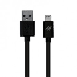 Cable USB-A vers Light. 1.8m noir