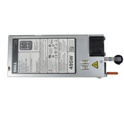 Dell - Alimentation - branchement à chaud / redondante (module enfichable) - 495 Watt