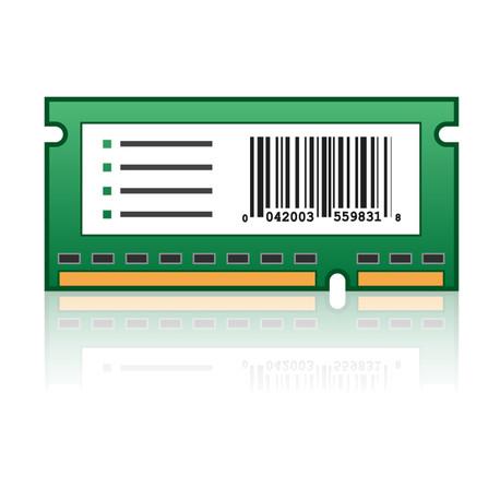 Lexmark IPDS Card - ROM (langage de description de page) - IBM IPDS/AFP - pour Lexmark MX522, MX622, MX722, MX822, MX826, XM124