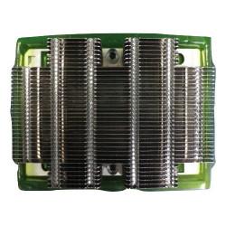 Dell 165W - Bac de refroidissemnt pour processeur - pour PowerEdge R640