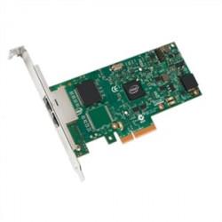 Intel I350 DP - Adaptateur réseau - PCIe profil bas - Gigabit Ethernet x 2 - pour EMC PowerEdge C6420, R230, R330, R430, R540,
