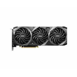 MSI GeForce RTX 3060 Ti VENTUS 3X OC - Carte graphique - GF RTX 3060 Ti - 8 Go GDDR6 - PCIe 4.0 x16 - HDMI, 3 x DisplayPort