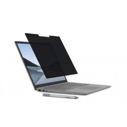 """Kensington MagPro Elite Magnetic Privacy Screen for Surface Laptop 2/3 13.5"""" - Filtre de confidentialité pour ordinateur porta"""