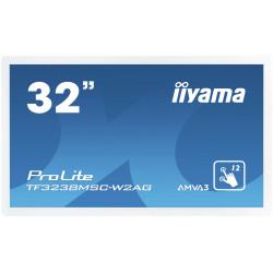 """iiyama ProLite TF3238MSC-W2AG - Classe de diagonale 32"""" (31.5"""" visualisable) écran LCD rétro-éclairé par LED - signalisation"""