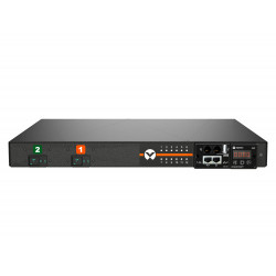 Geist Switched Unit Level Monitoring EC MGS3E1R6-12CF13-3PS6B2H10-S - Unité de distribution secteur (rack-montable) - CA 230 V
