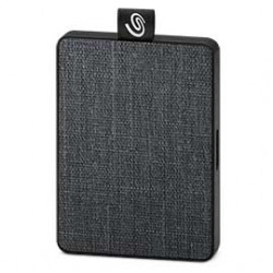 Seagate One Touch SSD STJE1000400 - Disque SSD - 1 To - externe (portable) - USB 3.0 - noir