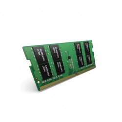 Samsung - DDR4 - module - 32 Go - SO DIMM 260 broches - 2666 MHz / PC4-21300 - CL19 - 1.2 V - mémoire sans tampon - non ECC