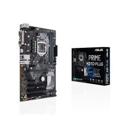 ASUS PRIME H310-PLUS - Carte-mère - ATX - Socket LGA1151 - H310 Chipset - USB 3.1 Gen 1 - Gigabit LAN - carte graphique embarqu