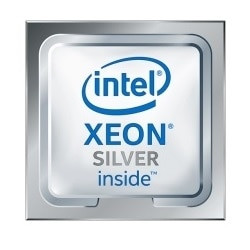 Intel Xeon Silver 4214 - 2.2 GHz - 12 coeurs - 24 filetages - 16.5 Mo cache - pour PowerEdge C4140, PowerEdge C6420, FC640, M64