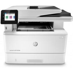 HP LaserJet Pro MFP M428fdn - Imprimante multifonctions - Noir et blanc - laser - A4 (210 x 297 mm), Legal (216 x 356 mm) (orig