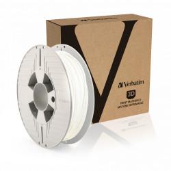 Verbatim Tefabloc - Blanc - 500 g - 71 m - blanc - filament TPE (3D)
