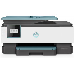 HP Officejet 8015 All-in-One - Imprimante multifonctions - couleur - jet d'encre - A4 (210 x 297 mm), Legal (216 x 356 mm) (or