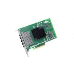 Intel Ethernet Converged Network Adapter X710-DA4 - Adaptateur réseau - PCIe 3.0 x8 profil bas - 10 Gigabit SFP+ x 4